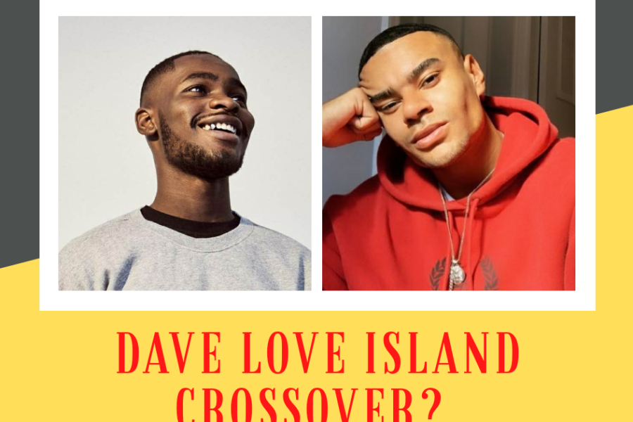 Rapper Dave Teams Up With Love Islands Wes