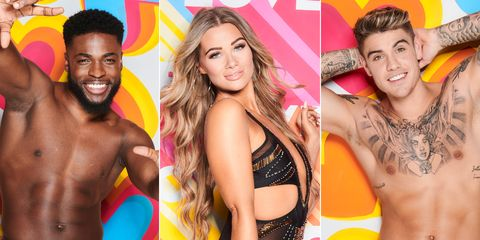 Love Island Shaughna Confesses Feelings For Luke M