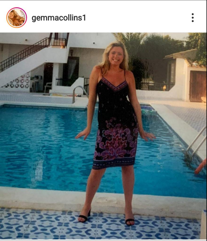 Gemma Collins Weight