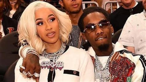 Cardi B And Offset Marriage Over
