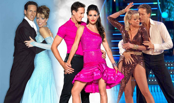 Strictly Come Dancing Affairs